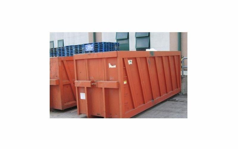 cassoni per rifiuti
