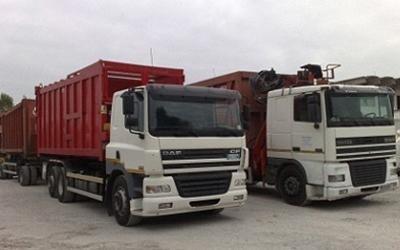 servizi con container vigonza
