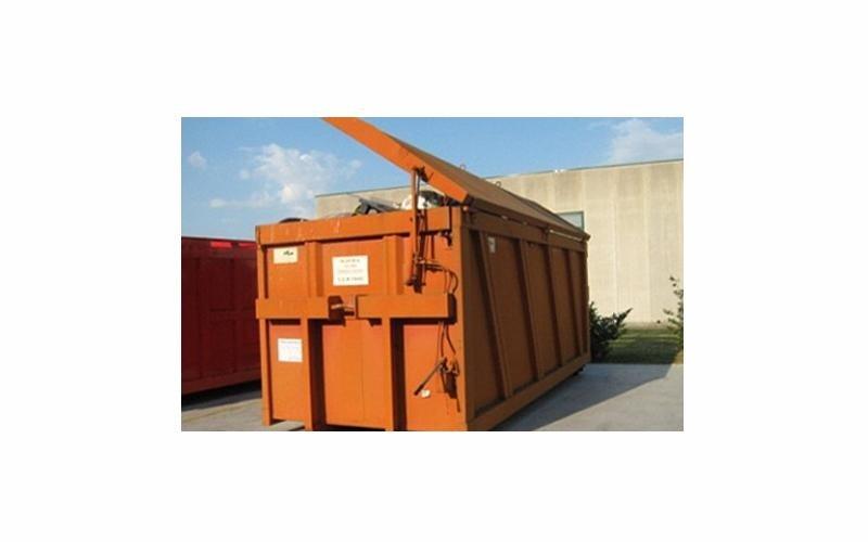 container per rifiuti industriali