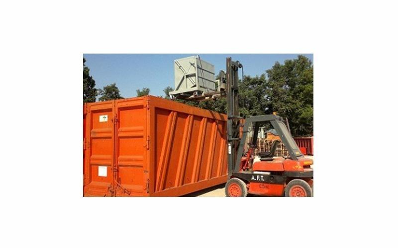container rifiuti vigonza padova