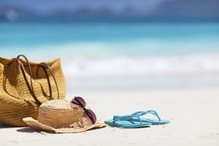 Spiaggia per vacanze