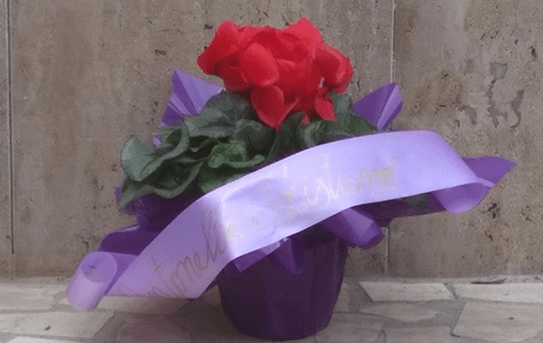 composizioni floreali funebri, addobbi floreali funebri, Rieti, Contigliano,