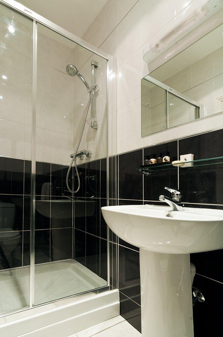 En suite with Double Shower