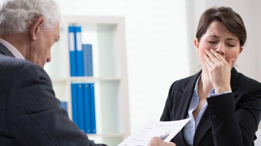 Job applicants and first impressions