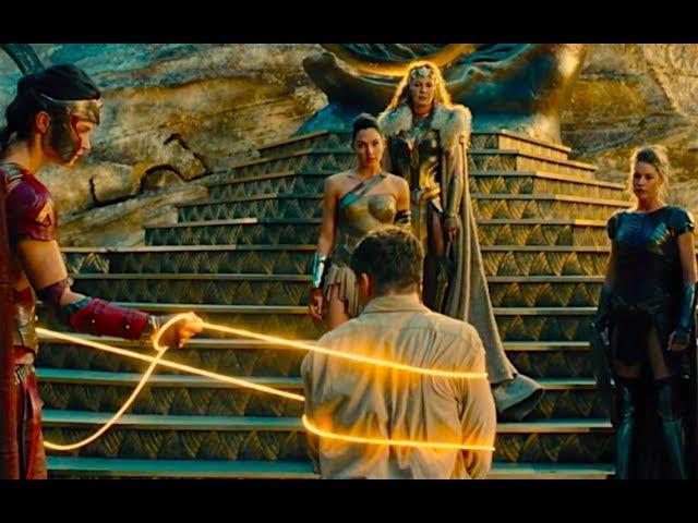 Wonder Woman Lasso of truth