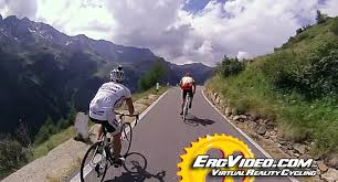 ErgVideo cycling ride
