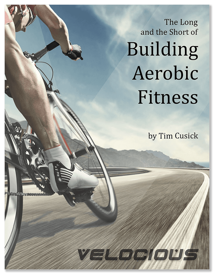 Building Aerobic Fitness eBook by Tim Cusick