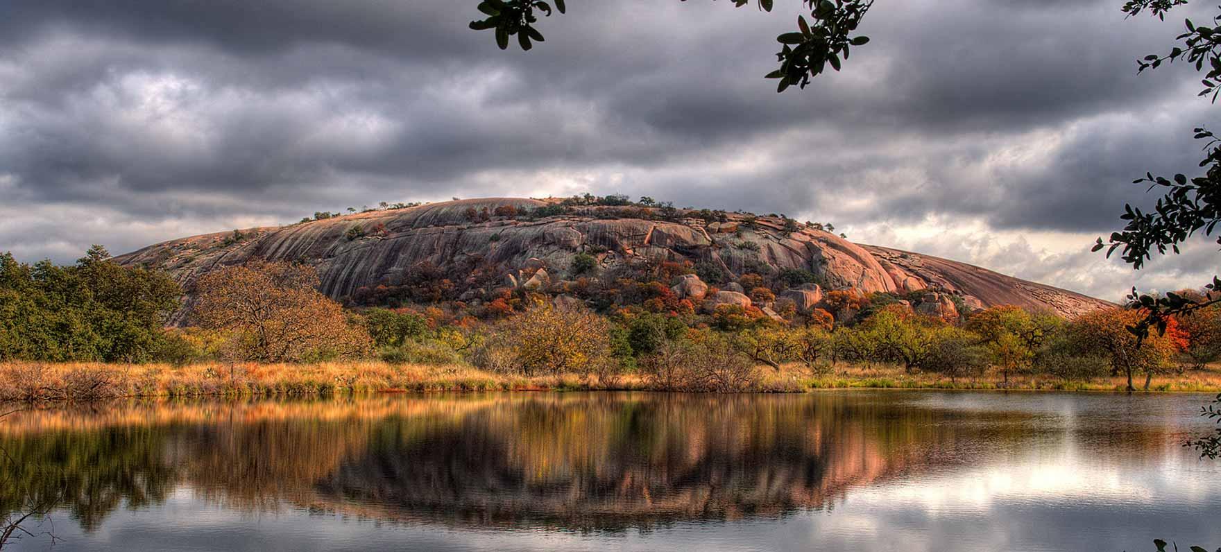 Enchanted Rock in Fredericksburg Texas