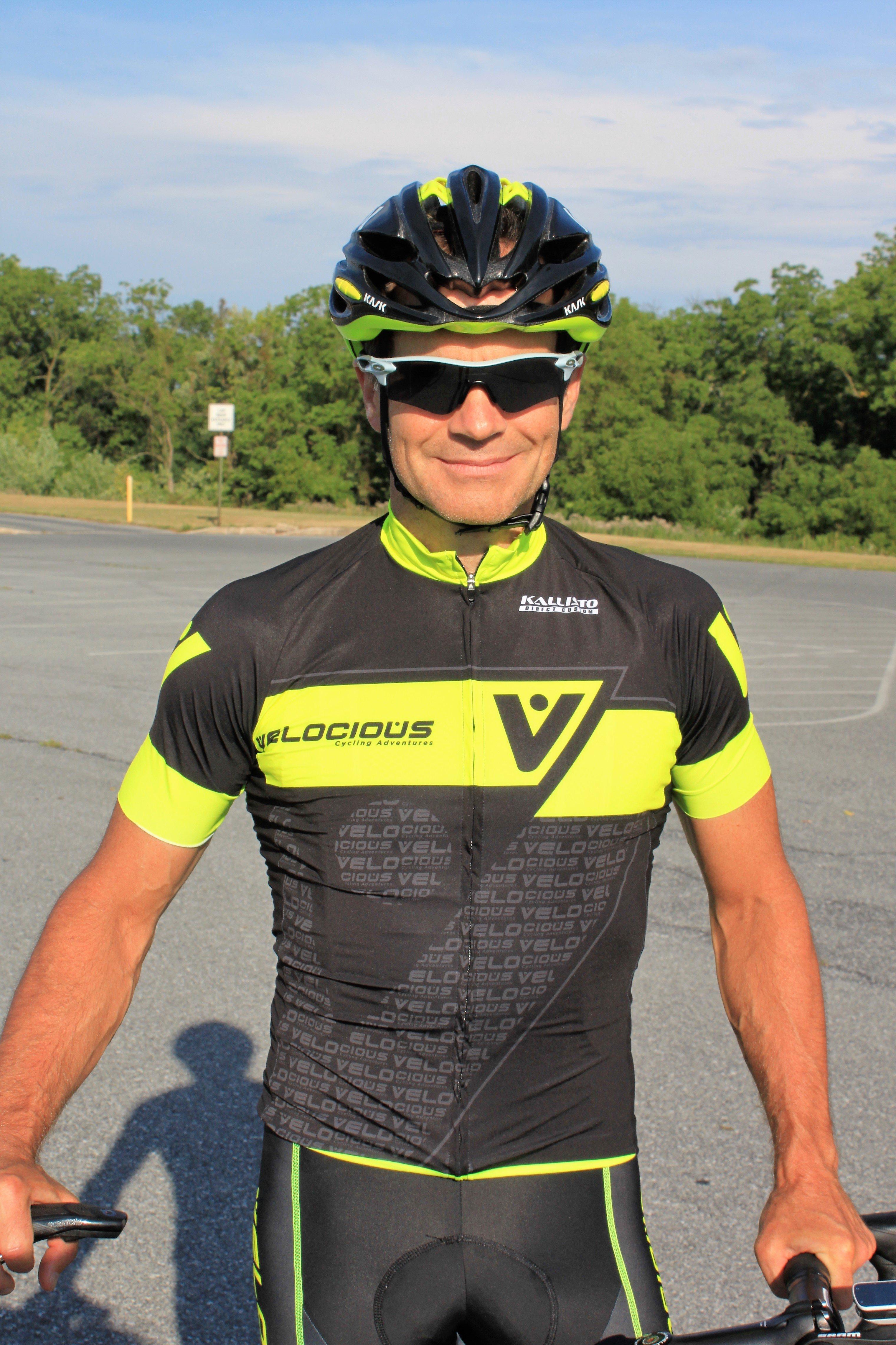 cycling coach Tim Cusick Velocious Endurance Coaching