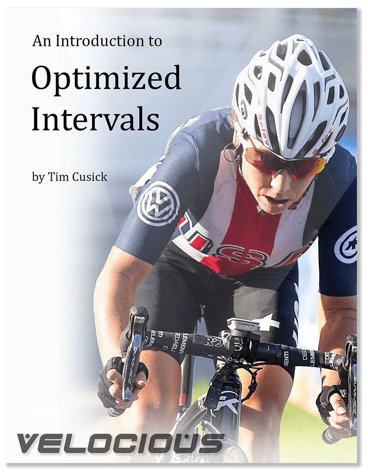 Introduction to Optimized Intervals eBook by Tim Cusick