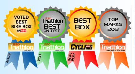 BikeBoxAlan awards