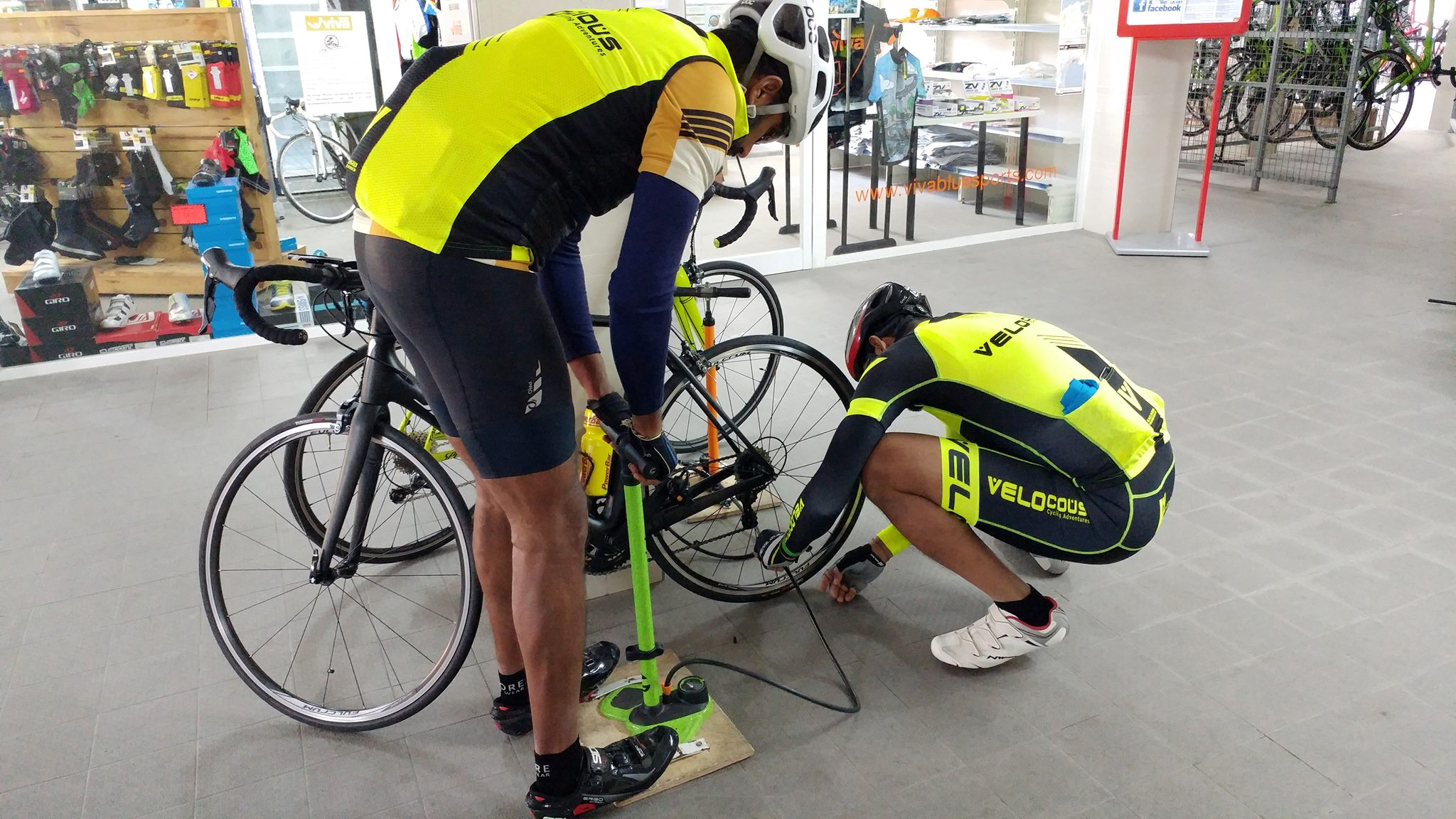 cycling station viva
