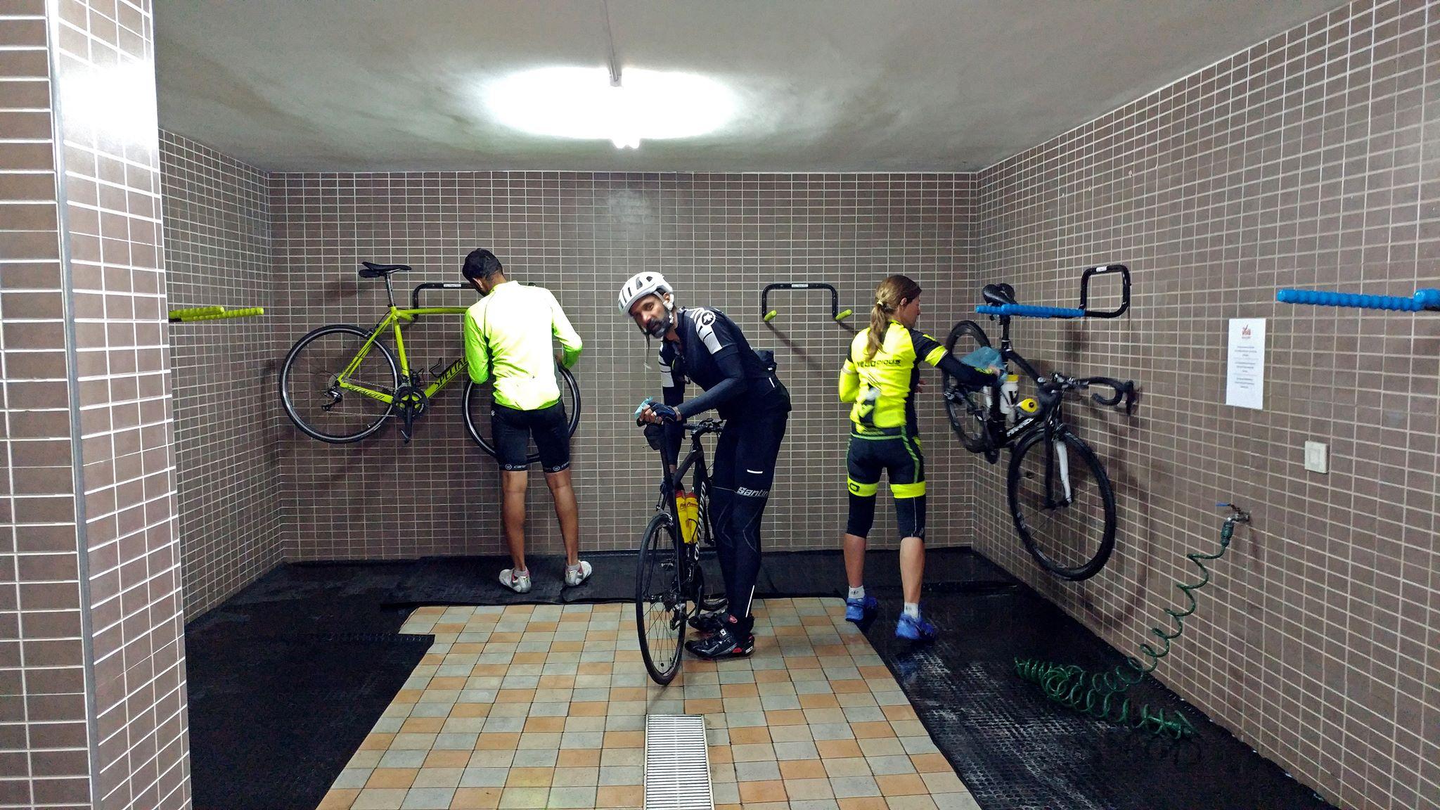 viva blue cycling