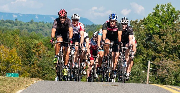 Greenville power cycling camp