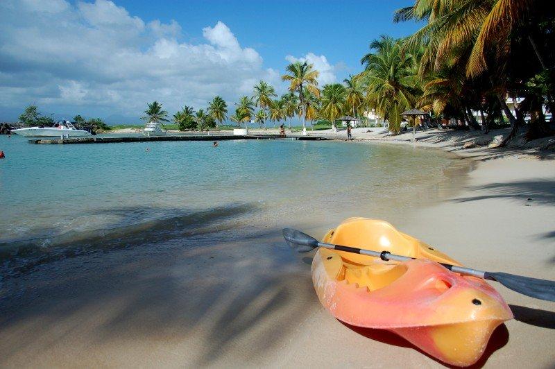 Caribbean cycling paradise