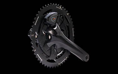PowerTap bicycle chainring