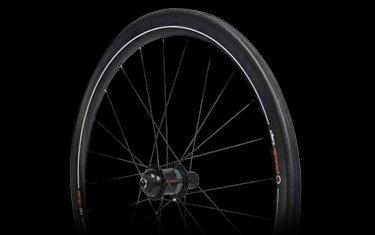 PowerTap bicycle wheel