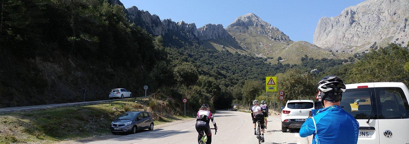 Renting a Bike in Mallorca