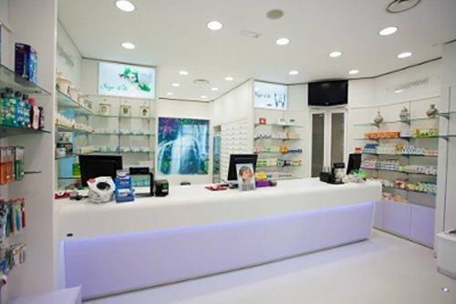 farmacia dal interno
