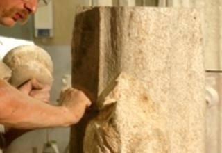 scultore, incisione marmo, lavorazione artigianale