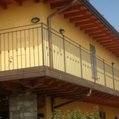 parapetto balcone