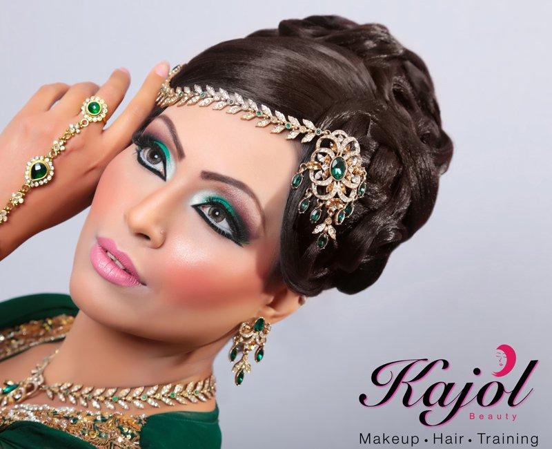 traditional Indian makeup