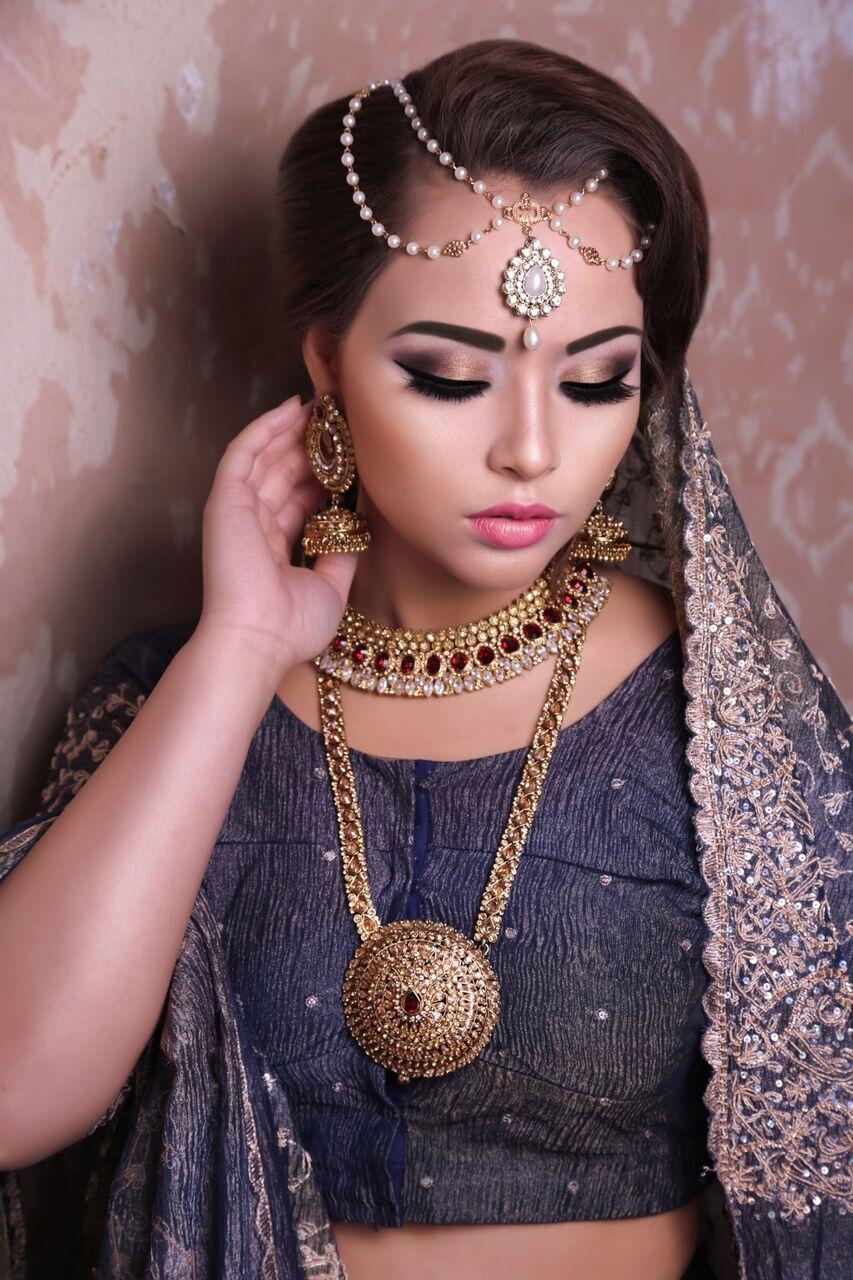 traditional bridal jewellery