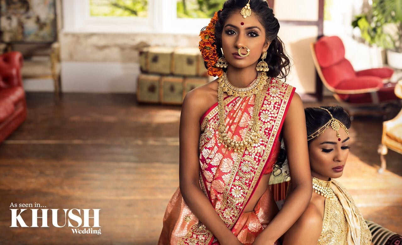 traditional Indian bride