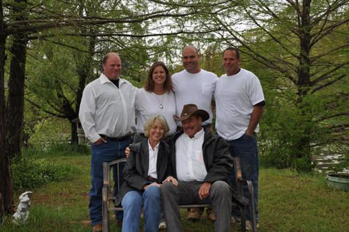 Rhodes plumbing contractor's team