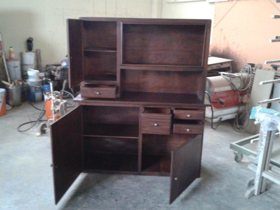 restauro mobili