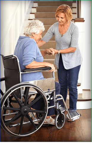 lady-on-a-Wheelchair