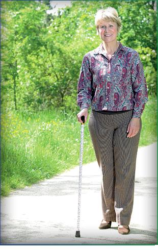 Walking Aids - walking sticks