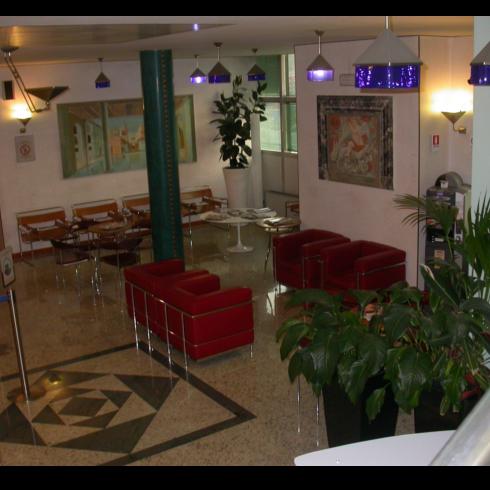 Studio Cappelletto - sala d'aspetto