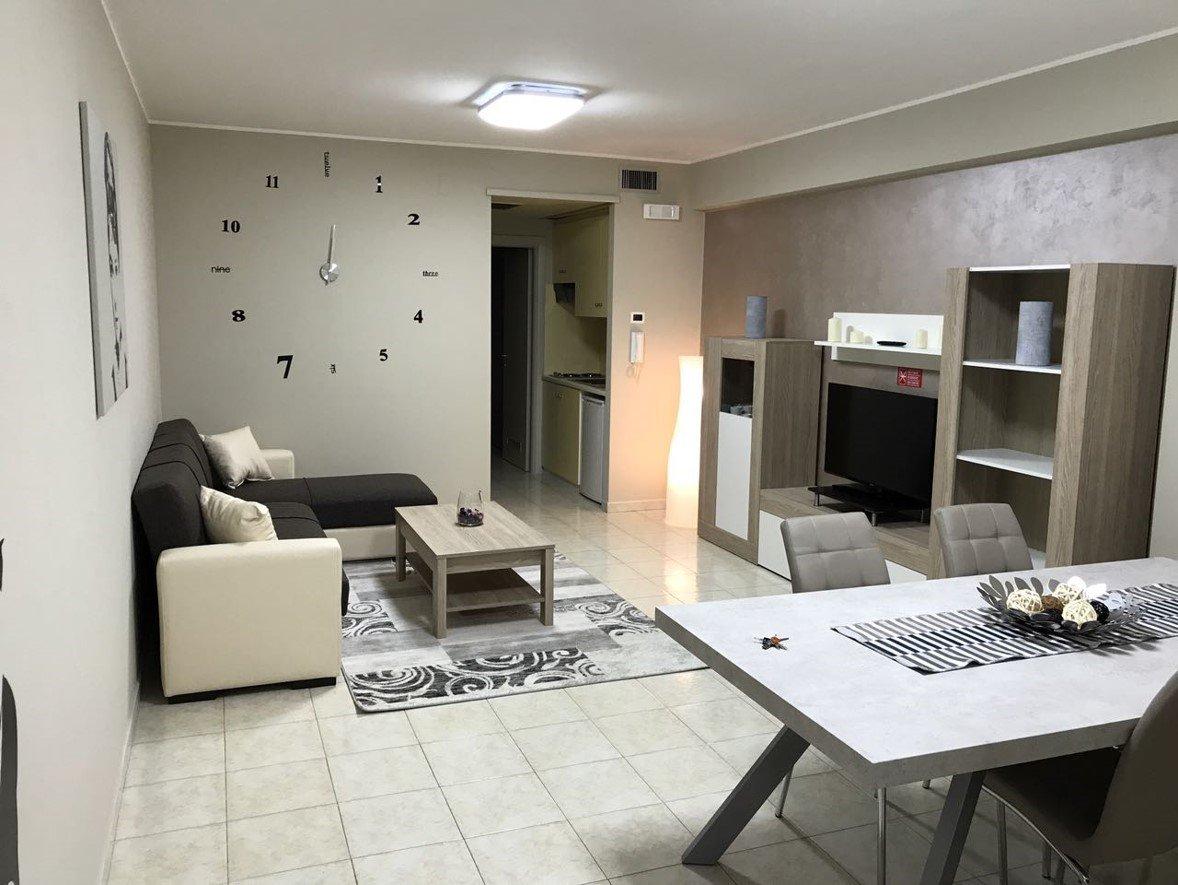 soggiorno appartamento Basic