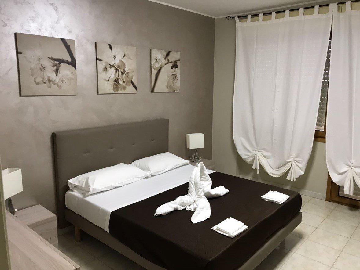 camera da letto appartamento Deluxe