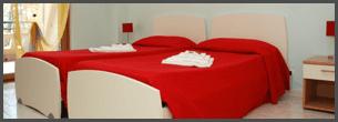 camera da letto appartamento Basic