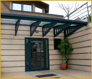 ingresso del residence
