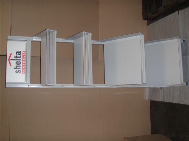 sheetmetal product display