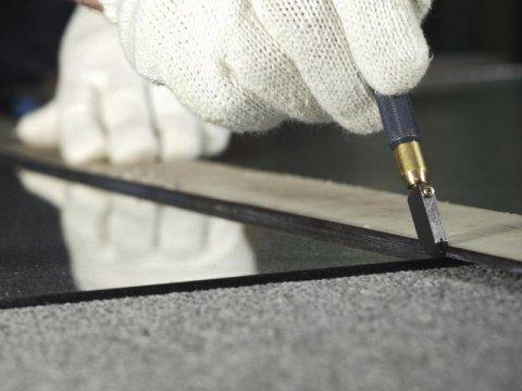 installazione parapetti vetro