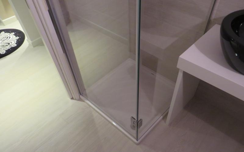 cristallo per doccia
