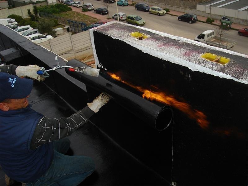 Impermeabilizzazione edifici