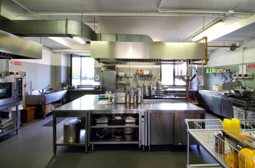 la cucina interna
