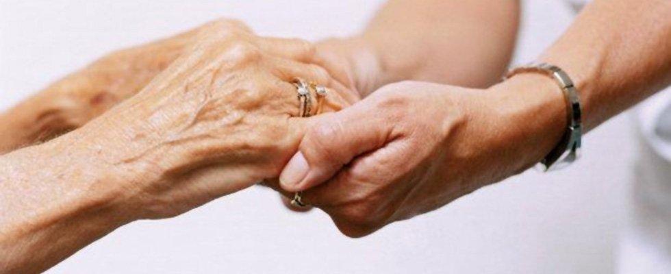 Supporto ad anziani