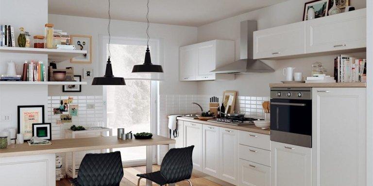 scavolini cucina e sedie