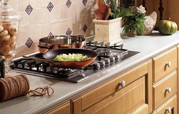 cucina scavolini fornelli