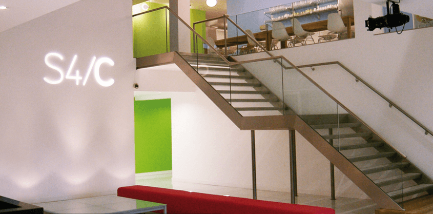 S4C staircase