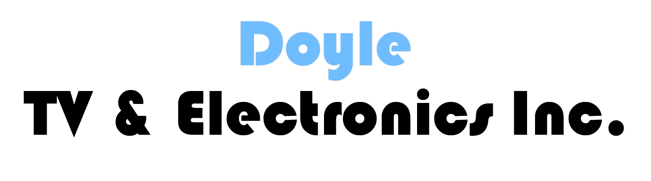Doyle TV & Electronics Inc Logo