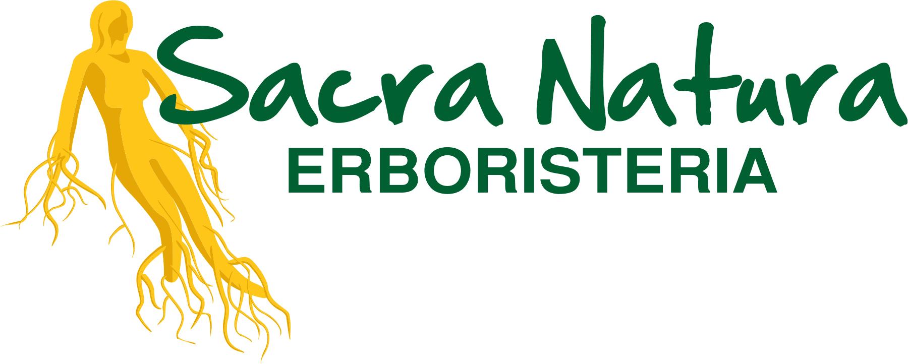 Sacra Natura ERBORISTERIA logo