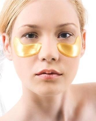 trattamento viso oro