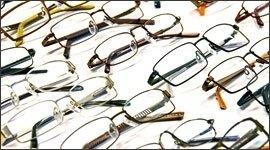 montaggio lenti occhiali